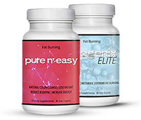 Lipogenix and Pure N' Easy