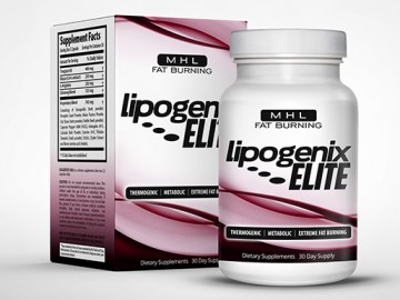 The Best Weight Loss Supplement Ever Invented! - Lipogenix Elite