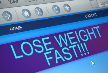 The Lazy Man's Way to Losing Weight Fast