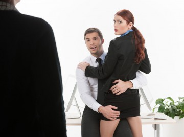 Having Sex At Your Office: Too Risky?