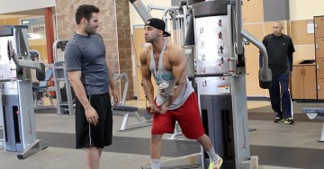 What to Do When Someone Takes Your Weights at the Gym