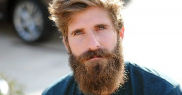 How to Grow a Really Manly Beard
