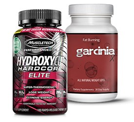 Garcinia X with Hydroxycut