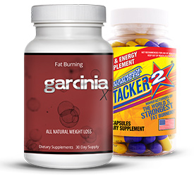 Garcinia X with Stacker 2