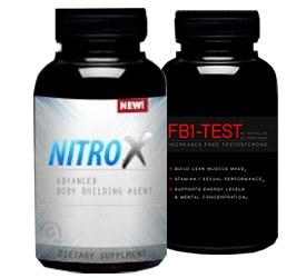 Nitro X with FB-1 Test