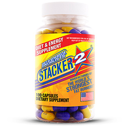 Stacker 2 Fat Burner