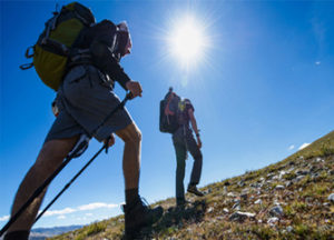 Hiking tips for men