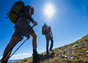 Hiking tips for men