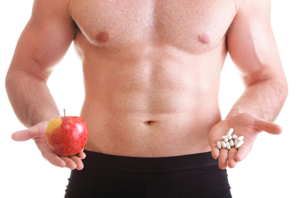 Men's sexual health and natural enhancement supplements