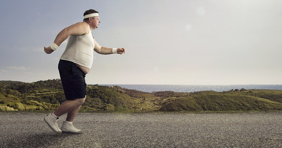 Why You Can't Get Healthy By Walking