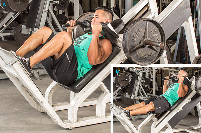 Work Out Your Lower Body Starting Today