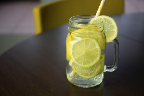 lemon wateer