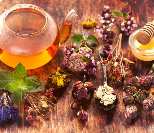 herbal teas all natural like the Progentra supplement
