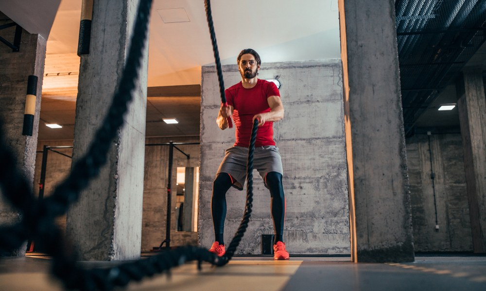 Aspects of a Well-balanced Fitness Training Routine