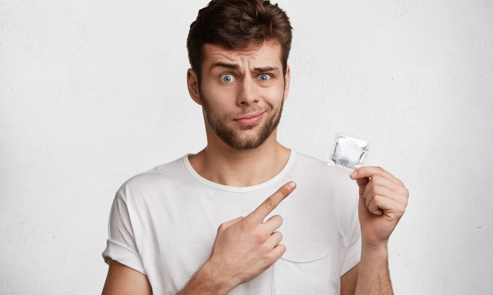4 Reasons Why Men Experience Condom-Associated Erection Problems