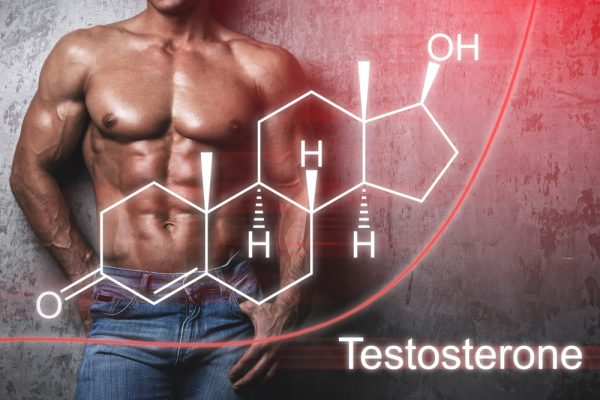 man and testosterone levels
