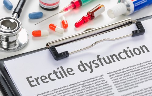 How Is Erectile Dysfunction Treated?