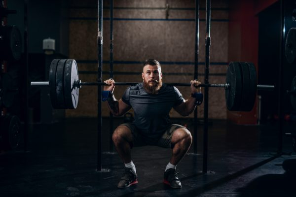 squat deadlift