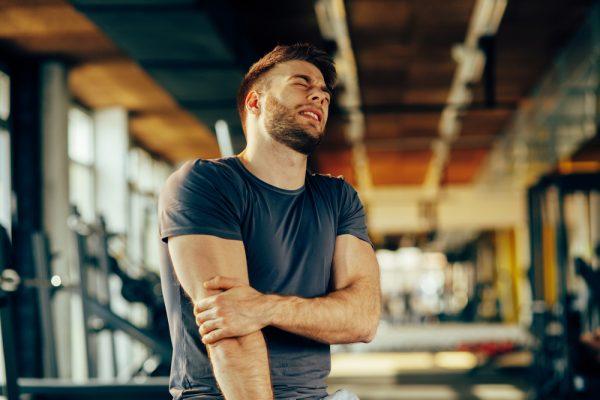 workout injury