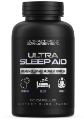 UltraCore Supplements Ultra Sleep Aid: Is It Worth Trying?